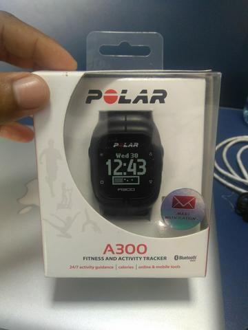 Polar relógio monitor cardíaco