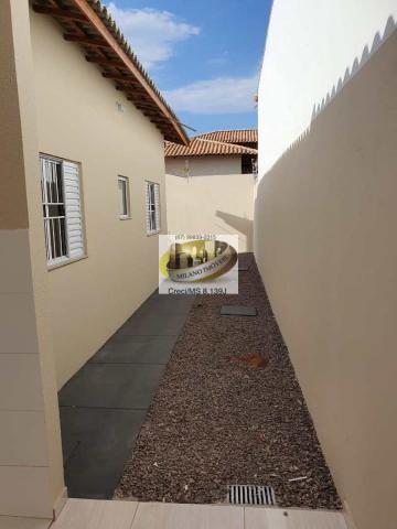 Casa à venda com 2 dormitórios em Nova três lagoas, Três lagoas cod:410 - Foto 6