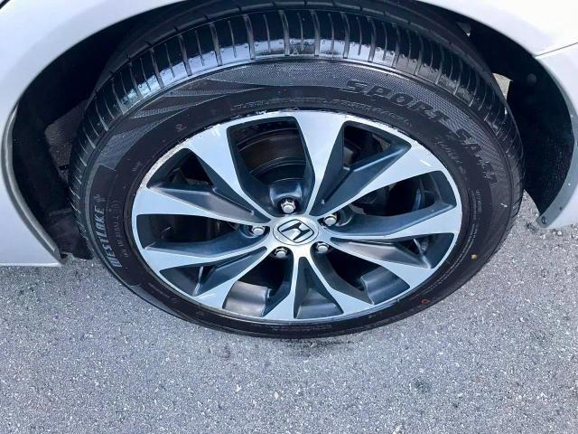 Honda civic 2015 lxr 2.0, automático, top com bancada de couro, impecável!!! - Foto 10