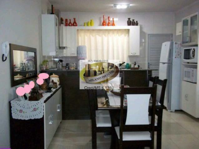 Casa à venda com 2 dormitórios em Ipê, Três lagoas cod:405 - Foto 3
