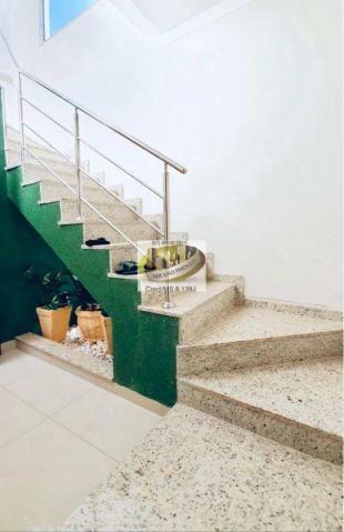 Casa à venda com 3 dormitórios em Ipê, Três lagoas cod:391 - Foto 7