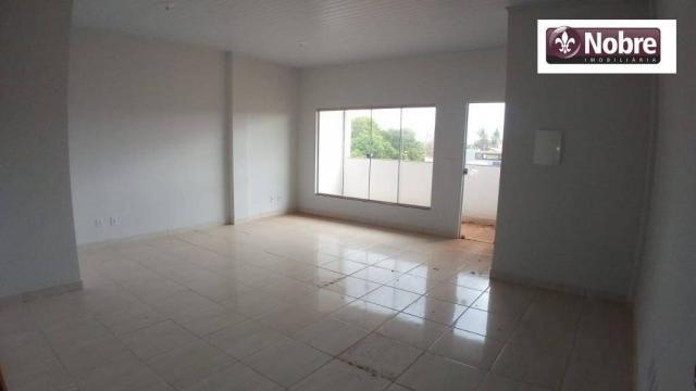 Sala para alugar, 36 m² por r$ 570,00/mês - plano diretor sul - palmas/to - Foto 4