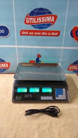 Balança Digital 40 kg [entregamos grátis] 980157425 - Foto 3