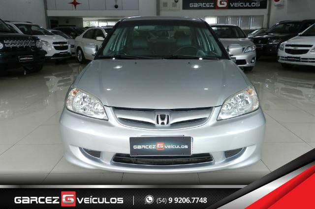 Honda Civic EX 1.7 Automático Completíssimo Legalizado Baixo - Foto 7