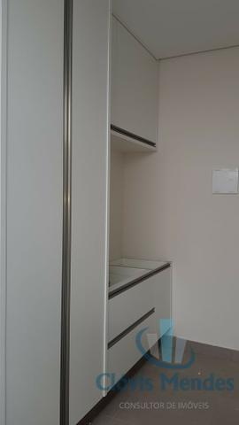 Alphaville 2,nova,302 m2,5 qtos,4 suítes,armários,piscina.vr .1650.000 ,aceita imóvel - Foto 4