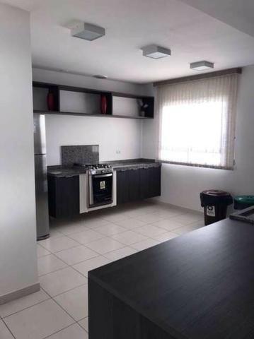 Aluga-se apartamento semi-mobiliado Pinheirinho, ótima localização - Foto 17