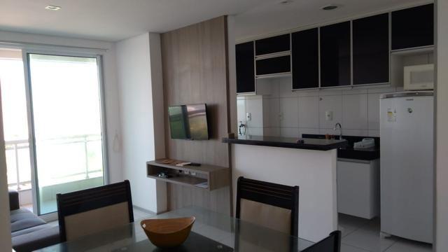 Apartamento Mobiliado na Ponta d?Areia- Vista Mar - Foto 3