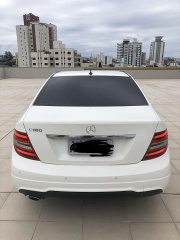 Mercedes c180 - 2014 - Foto 2