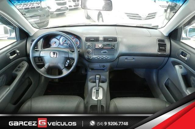Honda Civic EX 1.7 Automático Completíssimo Legalizado Baixo - Foto 5