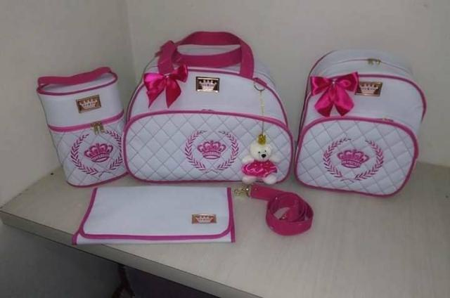 Kit Bolsas Maternidade - Foto 2