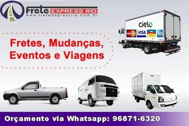 Fretes, Carretos, Transportes, Mudança, Entregas Ótimos preços Transportes com excelência