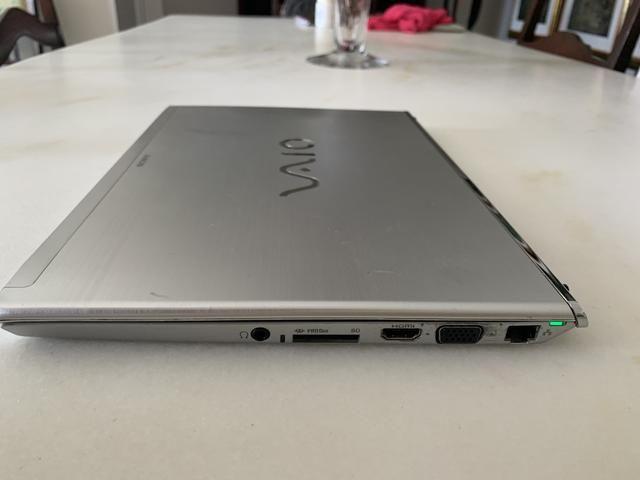 Ultrabook Sony Vaio I5 HD 320 / 32 SSD - Foto 2