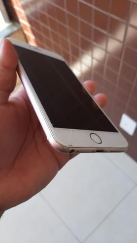 IPhone 6s Plus 64gb pra vender hoje - Foto 3