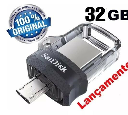 Pen drive pc e celular 32 GB