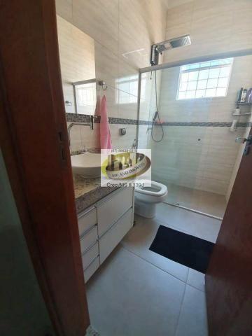 Casa à venda com 3 dormitórios em Parque são carlos, Três lagoas cod:408 - Foto 3