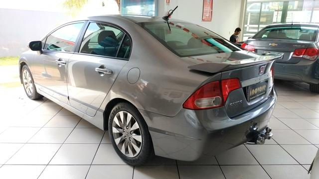 Honda Civic LXL Flex (2011/11) Completo - Foto 4