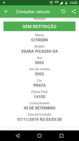 Citroen Picasso prata 10.000,00 - Foto 4