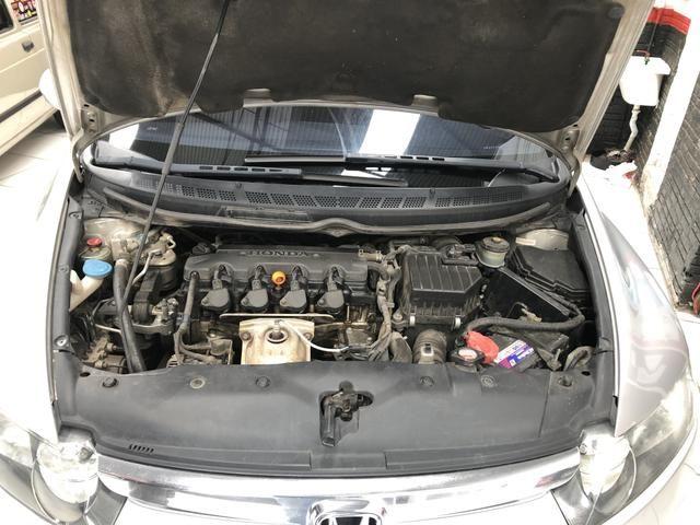 Civic 1.8 LXS AT - Repasse - Foto 6