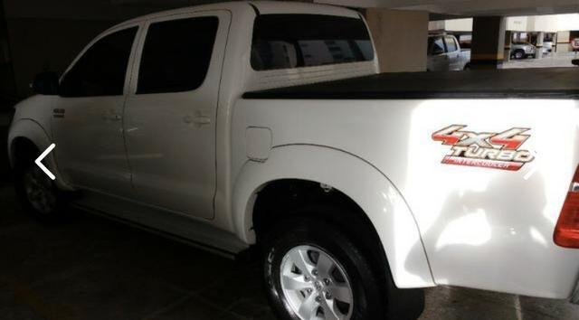 Hilux SRV diesel 4x4 - Foto 3