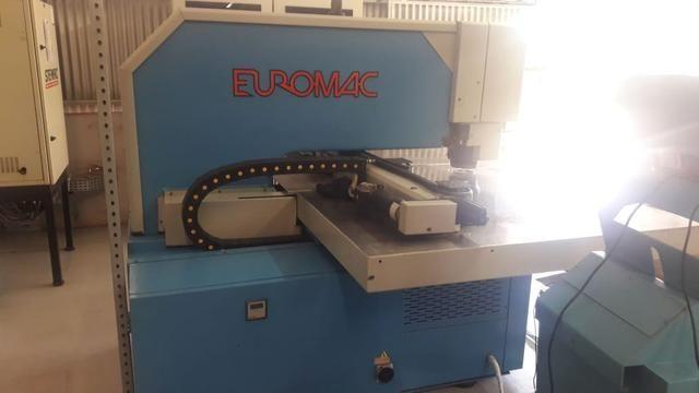Puncionadeira Euromac - Foto 2