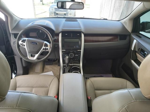 Carro suv caminhonete Ford Edge limited * - Foto 4
