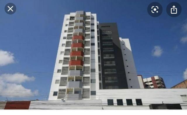 Alugo excelente apartamento mobiliado no centro da cidade