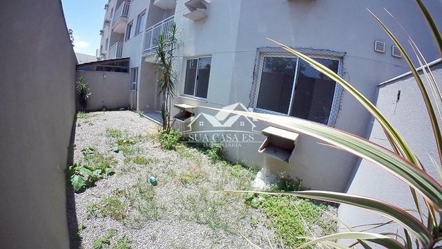 GM - Lindo Apartamento com Quintal Condomínio Club Villaggio Laranjeiras - ES - Foto 12