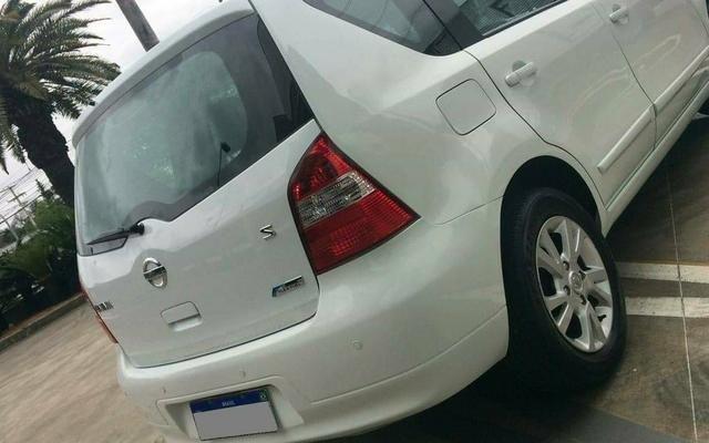 Oportunidade Nissan Livina Segundo Dono Novíssima - Foto 12