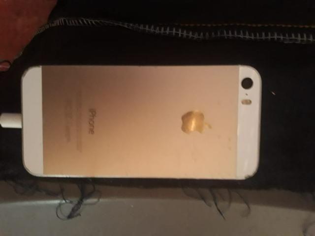 IPhone 5s biometria parou