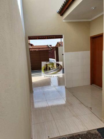 Casa à venda com 2 dormitórios em Nova três lagoas, Três lagoas cod:410 - Foto 9