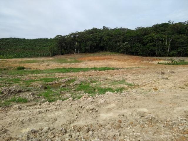 Terreno Para Chácara com 3000 mts em Area Rural de Piçarras S/C
