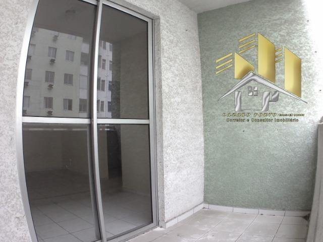 Laz- Alugo apartamento 3 quartos com uma suite no condomínio Viver Serra - Foto 2