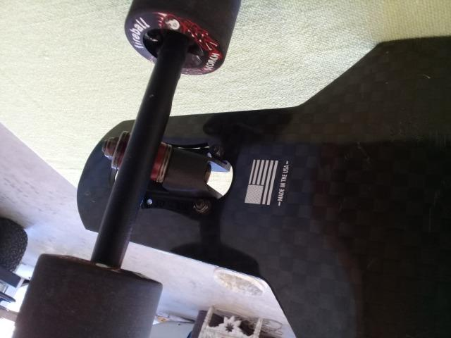 Skate Profissional 121c Carbon - Foto 4