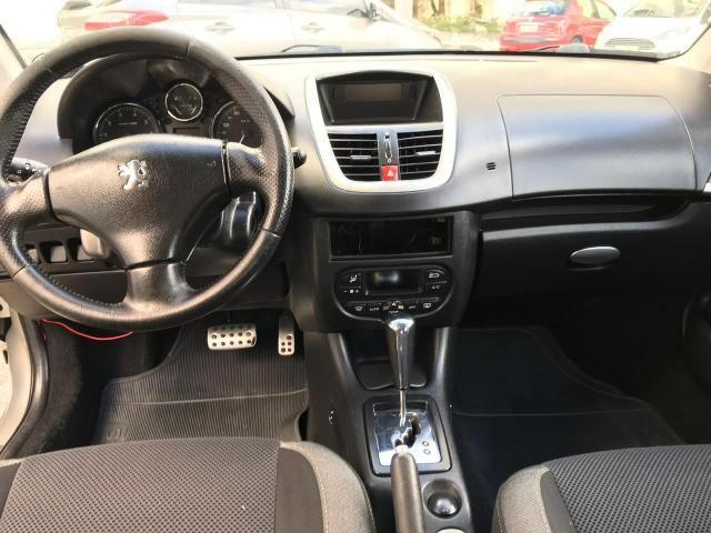 Peugeot 207 hb 1.6 automático 2010 novinho e completo - Foto 6