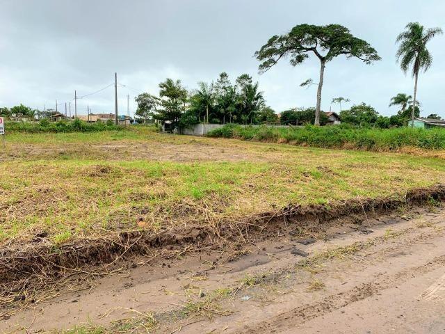 Terreno Escriturado São Francisco Do Sul Esquina Pronto Para Construir - Foto 2