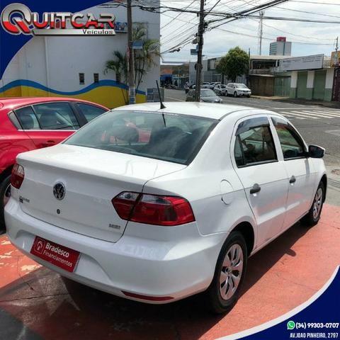 Volkswagen Voyage I Motion Trendline 1.6 T.Flex 8v - Foto 4