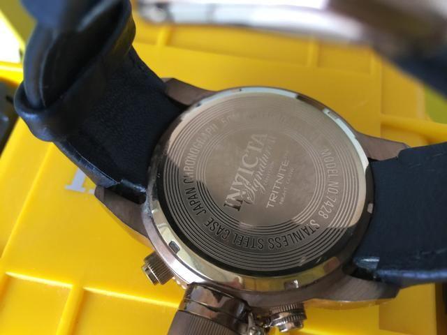 57f200e8a05 Invicta Signature II Russian Diver Chronograph Men s Watch Mod 7428 ...