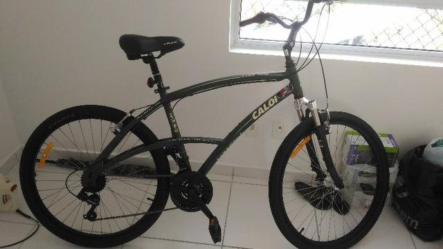 Bicicleta Caloi 500 Confort