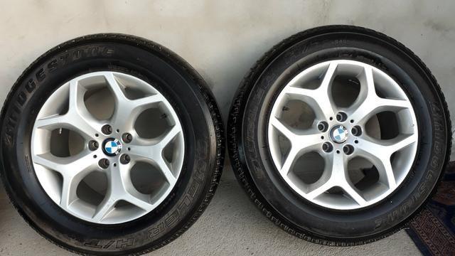 Jogos de rodas da BMW x5 original - Foto 3