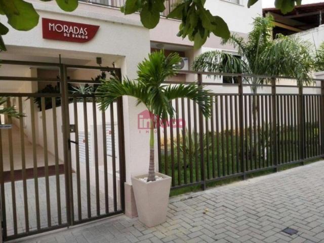 Apartamento à venda com 2 dormitórios em Bangu, Rio de janeiro cod:LOC20200