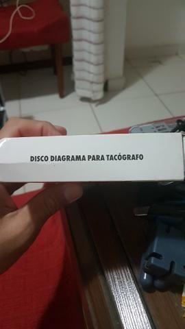 Disco para tacógrafo - Foto 2
