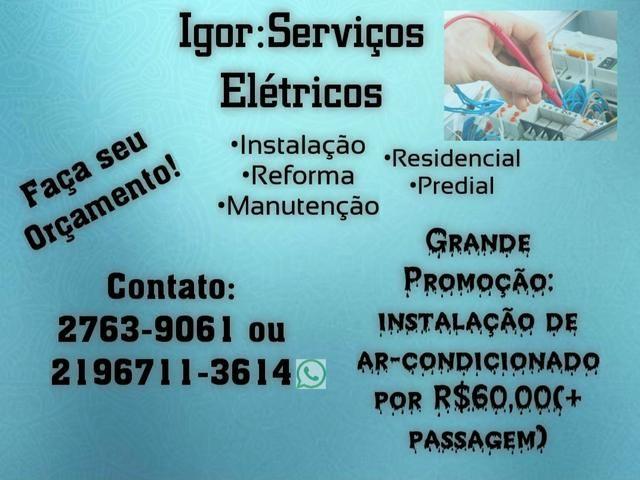 Serviços Elétricos