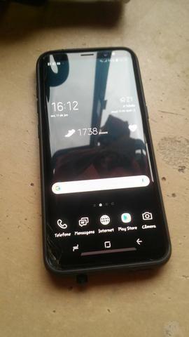 Troco Samsung Galaxy s8 + R$600,00