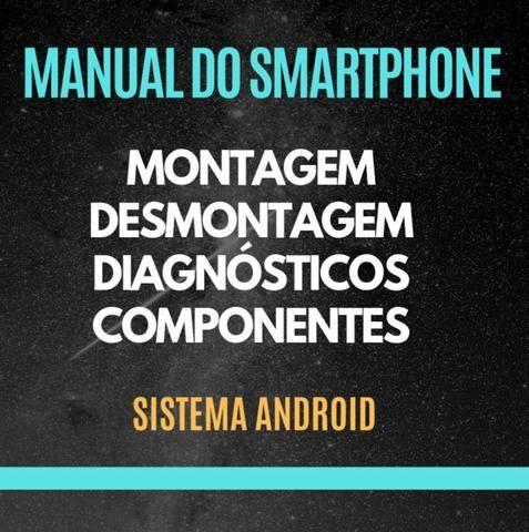 Curso de manutenção de smartphone sistema Android