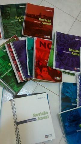Kit de livros do terceiro ano -Esino Medio - IMH. picos