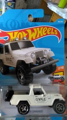 Jeep comando hot wheels