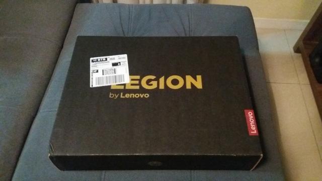Lenovo Legion Y720 - Intel I7, 8gb Ram, 2tb Hd, Gtx1060 6gb