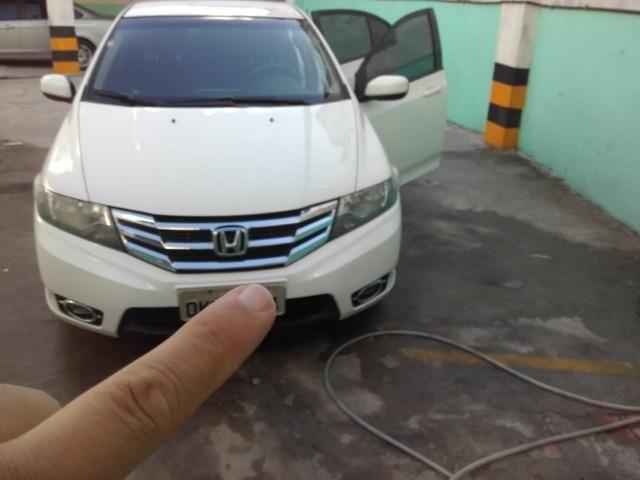 Honda City Branco 2013