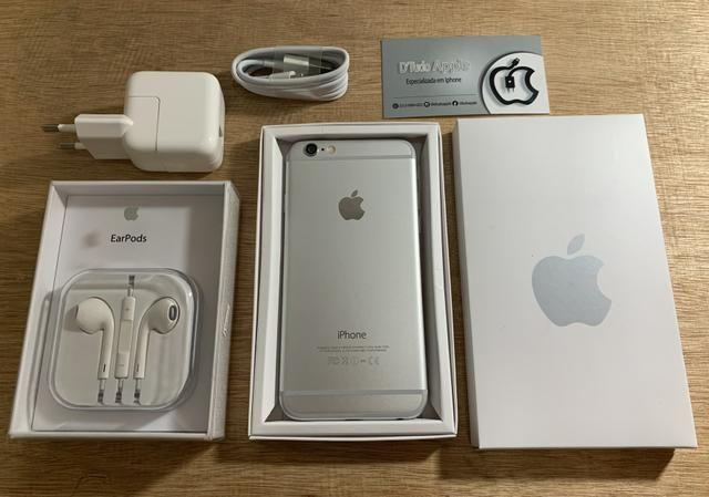Iphone 6s 64gb sem detalhe, 6xR$225 no cartão - Foto 6