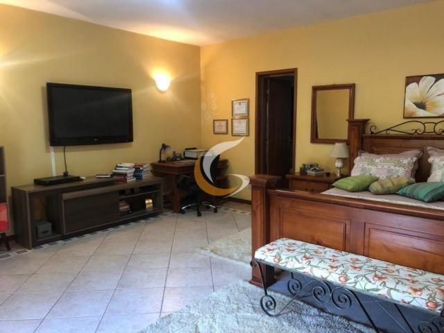 Casa com 4 dormitórios à venda, 500 m² por R$ 1.580.000 - Quarteirão Brasileiro - Petrópol - Foto 6